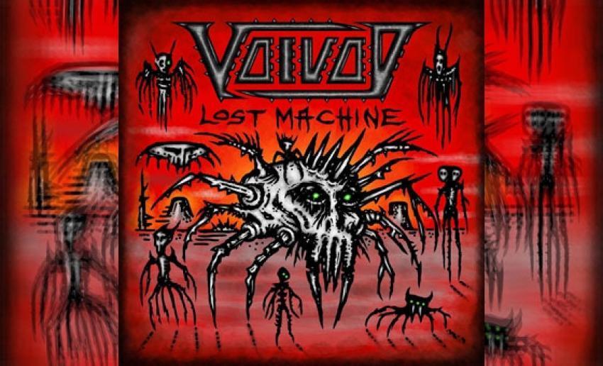 VOIVOD - Lost Machine -Live