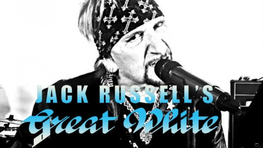 JACK RUSSEL - Mit besten Erinnerungen an die Zeit als Rockstar.