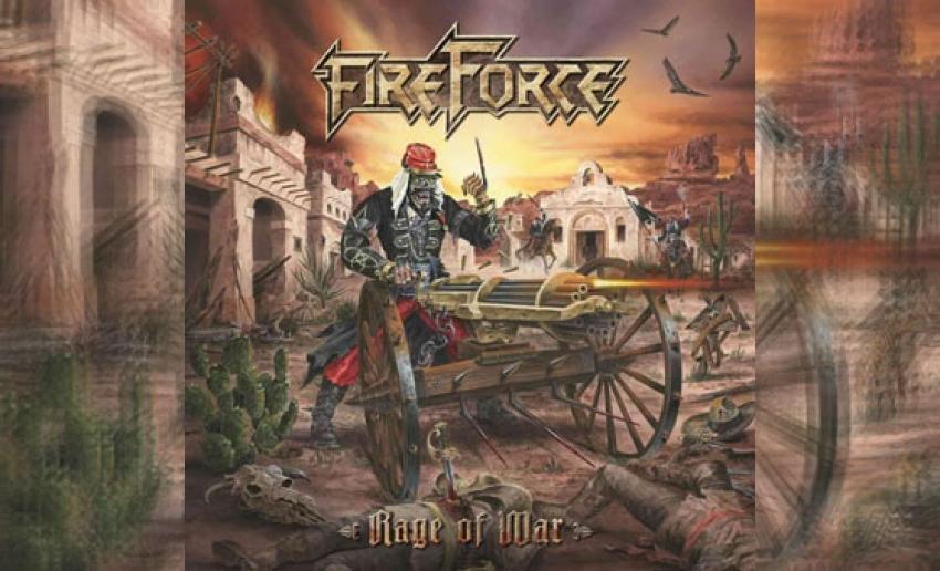 FIREFORCE – Rage Of War