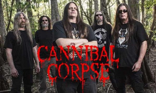 CANNIBAL CORPSE launchen Video zu «Necrogenic Resurrection»