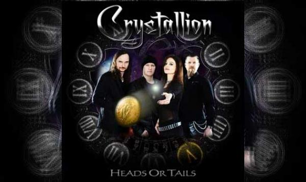 CRYSTALLION – Heads Or Tails