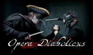 OPERA DIABOLICUS bringen neuen Track vom Album «Death On A Pale Horse»