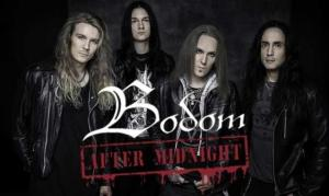 BODOM AFTER MIDNIGHT veröffentlichen EP «Paint The Sky With Blood»