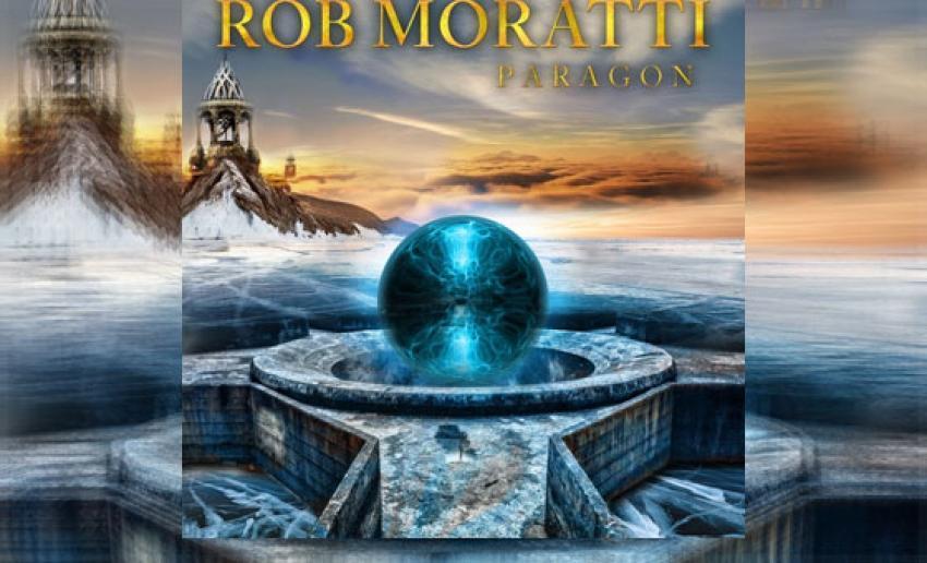 ROB MORATTI – Paragon