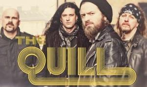 THE QUILL mit neuer Single und Clip «Keep On Moving»