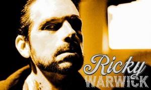 RICKY WARWICK – Lieber Musiker und Songwriter statt Rockstar