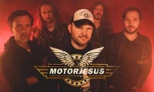 MOTORJESUS veröffentlichen neue Video-Single für den Song «Firebreather»