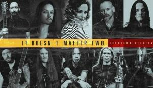 DEPECHE MODE – «It Doesn't Matter Two» Metal-Cover
