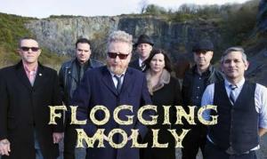 FLOGGING MOLLY Live aus Dublin am St. Patrick's Day