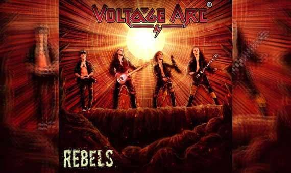 VOLTAGE ARC – Rebels (EP)