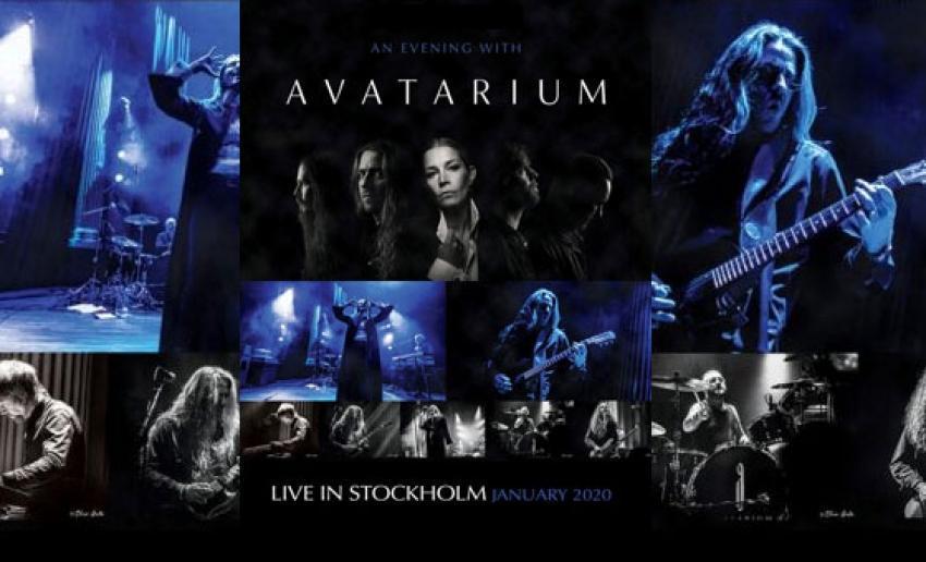 AVATARIUM - An Evening With Avatarium (Live)