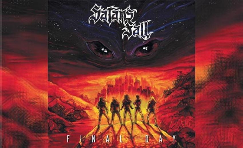 SATAN'S FALL – Final Day