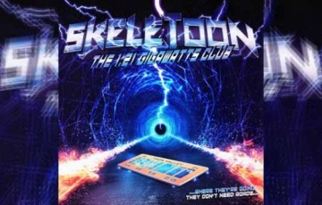 SKELETOON – The 1.21 Gigawatts Club