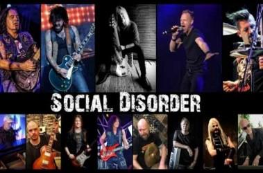 SOCIAL DISORDER mit Mitgliedern von Guns n' Roses, Ozzy, Whitesnake etc. veröffentlichen Album-Titeltrack und Video