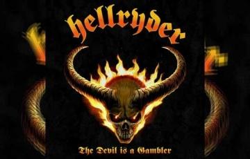 HELLRYDER – The Devil Is A Gambler