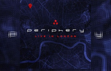 PERIPHERY – Live In London