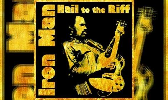 IRON MAN – Hail To The Riff