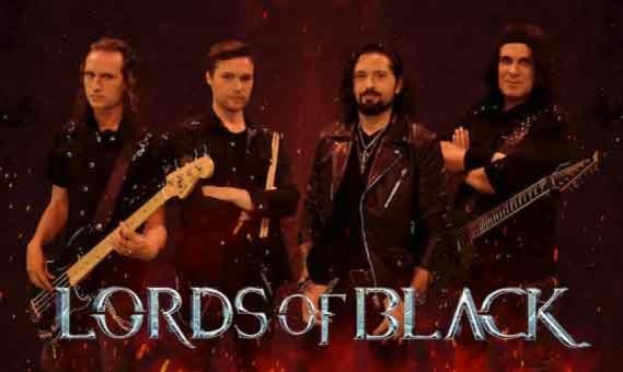 LORDS OF BLACK kündigen neues Album und Musikclip an