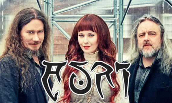 AURI mit Tuomas Holopainen, veröffentlichen neue Single & Video «The Valley»