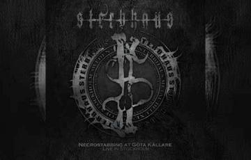 STERBHAUS – Necrostabbing At Göta Källare - Live In Stockholm