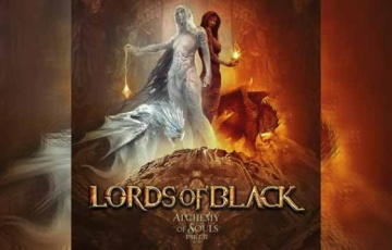 LORDS OF BLACK – Alchemy Of Souls / Part II
