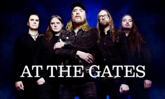 AT THE GATES veröffentlichen neue Single/Video zu «The Fall Into Time» vom kommenden Album