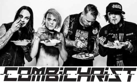 COMBICHRIST enthüllen neueste Single/Musikvideo «Compliance»