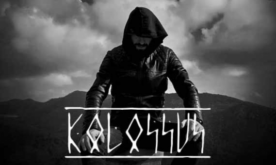 KOLOSSUS die Black Metal Inkarnation veröffentlicht ihr «Outsider»-Video