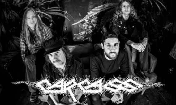 CARCASS entführen Fans mit neuem Album-Trailer «Kelly's Meat Emporium»