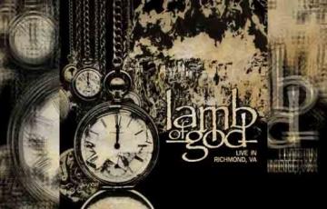 LAMB OF GOD – Lamb Of God Live In Richmond, VA