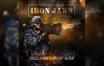 IRON JAWS – Declaration Of War