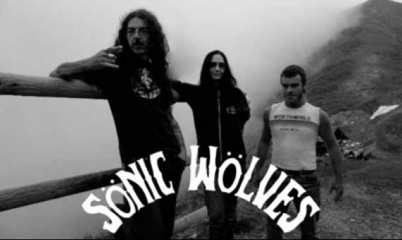 SONIC WOLVES (feat. ehemalige Musiker von Pentagram & Ufomammut) kündigen Lemmy/Cliff Burton Tribute LP an
