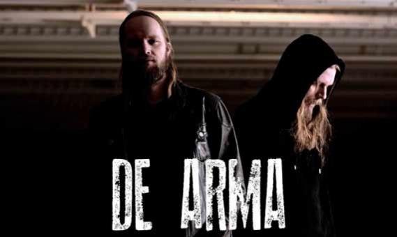 DE ARMA enthüllen zweite Single «Pain Of The Past» aus dem neuen Album