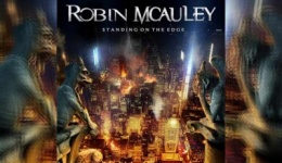 ROBIN MCAULEY – Standing On The Edge