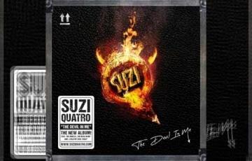 SUZI QUATRO – The Devil In Me