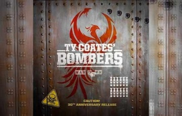 TY COATES' BOMBERS – Man Down