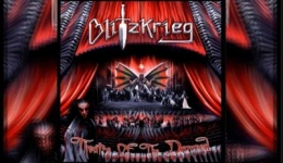 BLITZKRIEG – Theater Of The Damned (Re-Release)