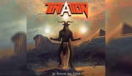 TENTATION – Le Berceau Des Dieux
