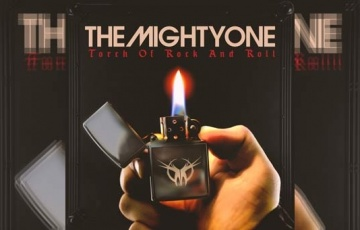 THE MIGHTY ONE – The Torch Of Rock And Roll
