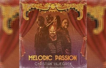 CHRISTIAN LILJEGREN – Melodic Passion